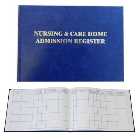 Picture for category Admission Books
