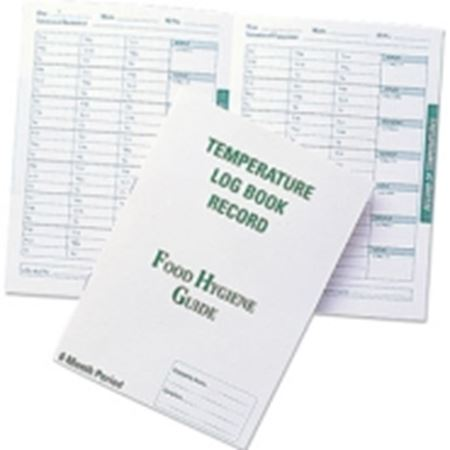 Picture for category Temperature Log Books