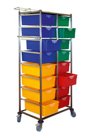 Picture for category Triple Laundry Trolley