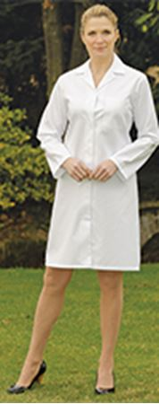 Picture for category Ladies Hygiene Coat - Polycotton