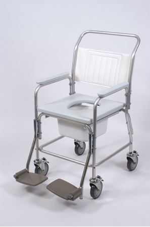 Picture for category Aluminium commode and shower chair