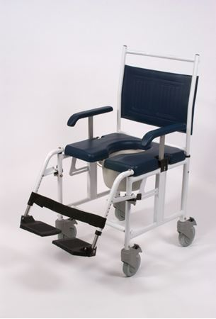 Picture for category Attendant-Propelled commode and shower chair