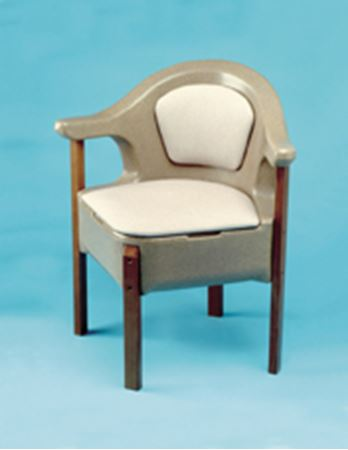Picture for category Bariatric Commode Chair