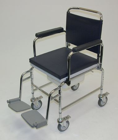 Picture for category Adj. Height Mobile Commode