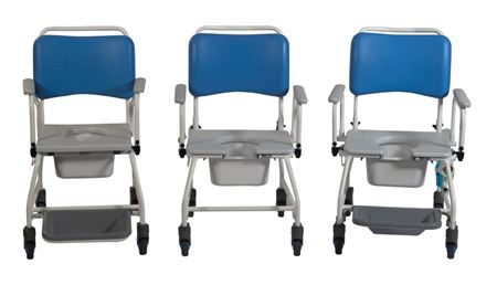 Picture for category Atlantic Mobile Commode and Shower Chairs