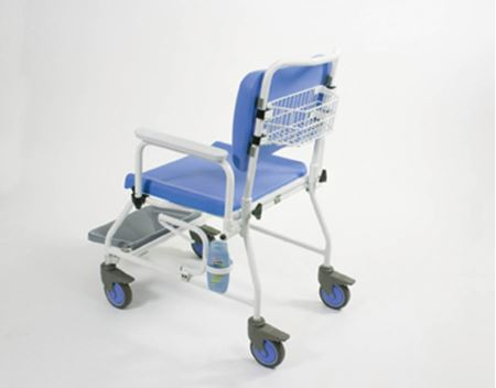 Picture for category Atlantic Bariatric Mobile Commode and Shower Chairs
