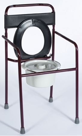 Picture for category Stationary Commodes