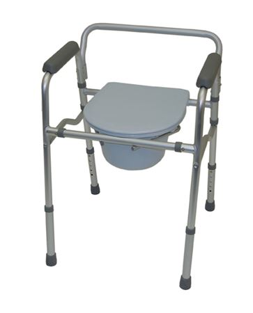Picture for category Folding Commode Chair and Toilet Surround