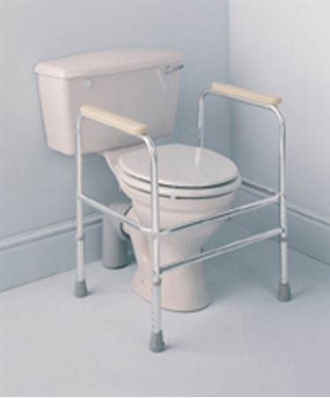 Picture for category Toilet Aids