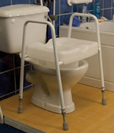 Picture for category Toilet Seat Aids