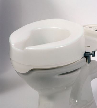 Picture for category Raised Toilet Seats