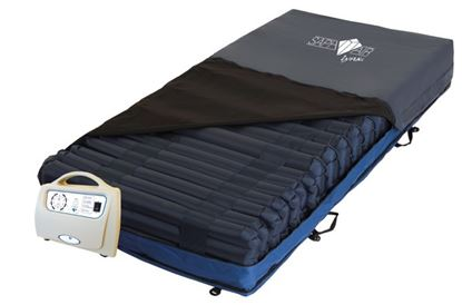 Picture of SAPHAIR LYNX Replacement Mattress System with Evacuation System High to Very High Risk