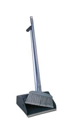 Picture of Long Handled Dust Pan and Brush