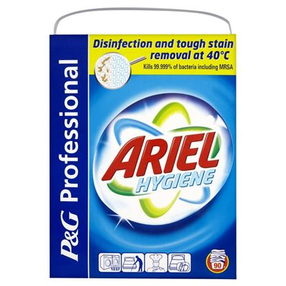 Picture of Ariel Essential Laundry Powder 90 Wash