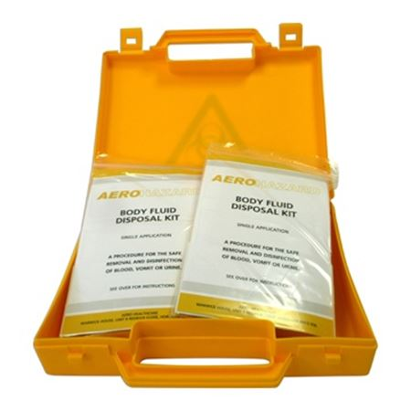 Picture for category Body Fluid Spillage Kit