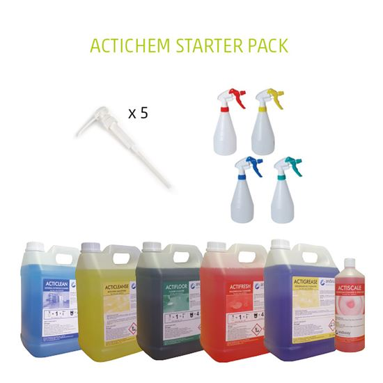 Picture of Actichem Starter Kit