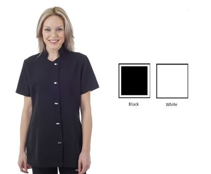 Picture of Active Stretch Tunic Polyester - Black