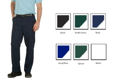 Picture of Trousers Polycotton - White