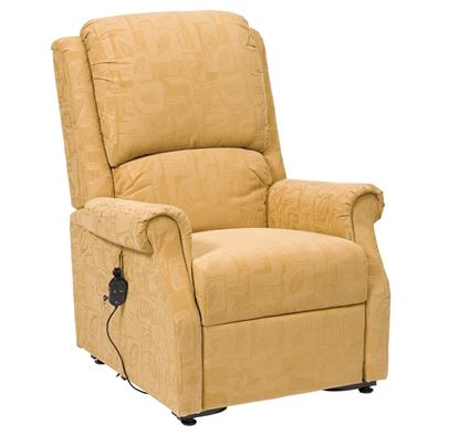 Picture of Chicago rise recline chair - Cobblestone Vinyl