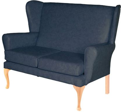 Picture of Kensington Queen Anne 2 Seater ( X Range )