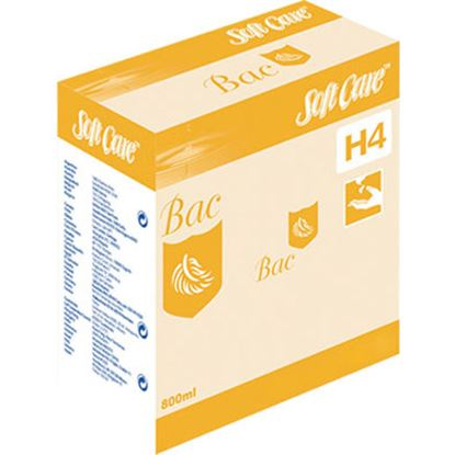 Picture of H4 Soft Care Bac Soap Cartridges (800ml)
