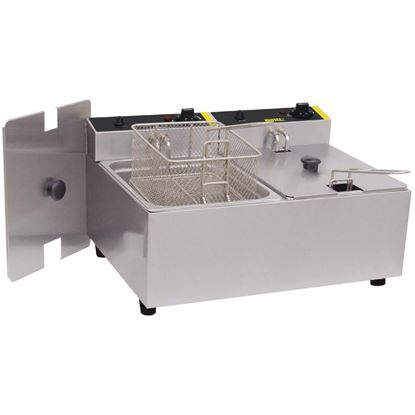 Picture of Buffalo 2x5ltr Double Fryer