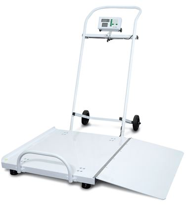 Picture of MARSDEN M-620 Professional Wheelchair Scale