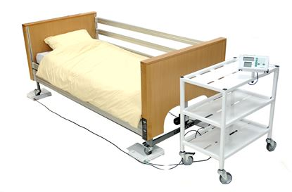 Picture of MARSDEN M-950 Portable Bed Weighing Scale