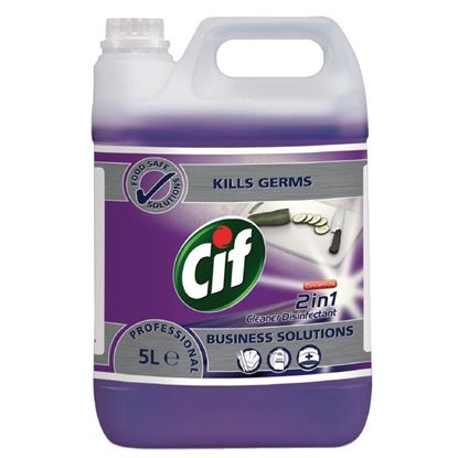 Picture of CIF Professional 2in1 Disinfectant 2 Pack