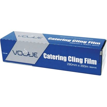Picture of Vogue cling film with cutterbox - 290mm x 300m