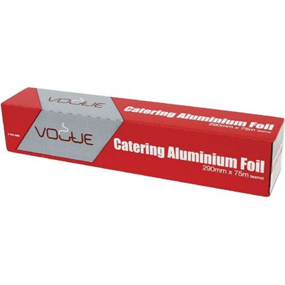 Picture of Vogue Aluminium Foil with cutterbox - 290mm x 75m