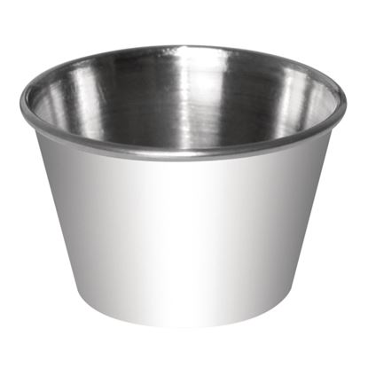 Picture of Stainless Steel 70ml Sauce Cup (12)