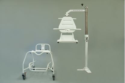 Picture of Andway Bath Hoist Side arm for Wood floor (Man) Transporter