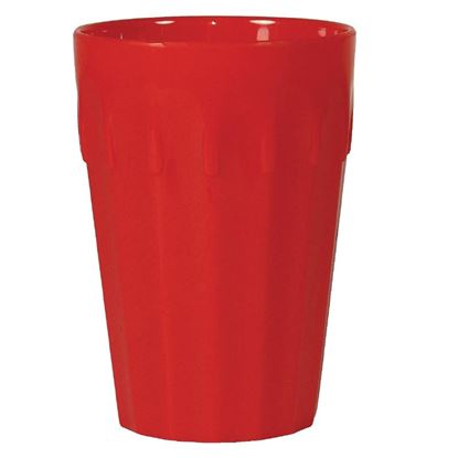 Picture of Polycarbonate Tumbler - Red 9oz (12)
