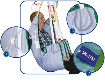 Picture for category Aquila Deluxe Lifting Slings with Loops