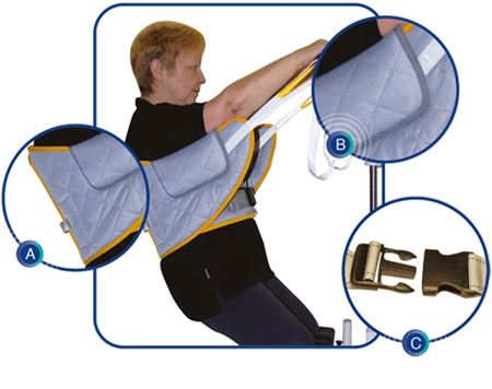 Picture for category Stand Aid Slings with Loops