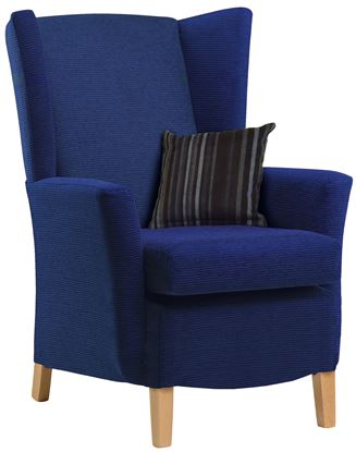 Picture of Granada Wing Chair X Range Fabrics