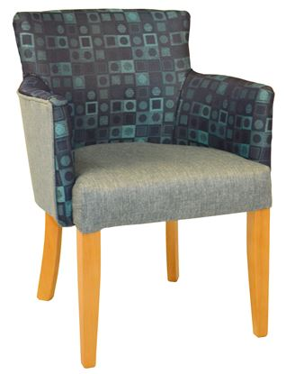 Picture of Madrid Tub Chair X Range Fabrics