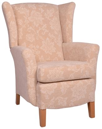 Picture of Cordoba Wing Chair X Range Fabrics