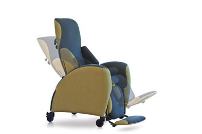 Picture of GE II 450 Manual Chair