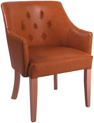 Picture of Beechwood Tub Chair X Range Fabrics