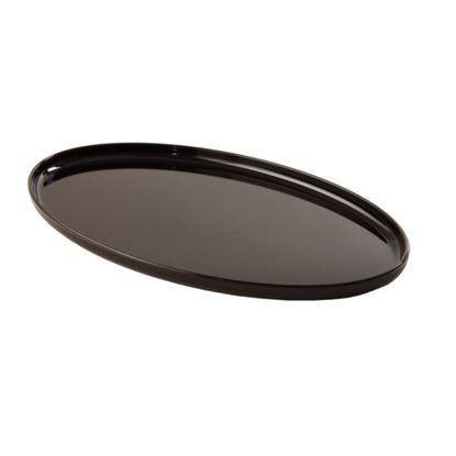 Picture of Black Oval Trays - Small