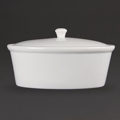 Picture of Oval Casserole pot 3.2L