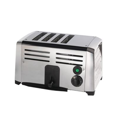 Picture of Burco 4 commercial bread toaster TSSL14/STA