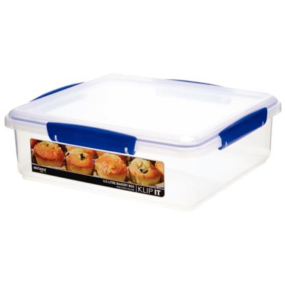 Picture of Klip It Bakery Box 3.5L