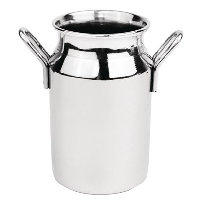 Picture of Mini Milk Churn Stainless Steel Medium
