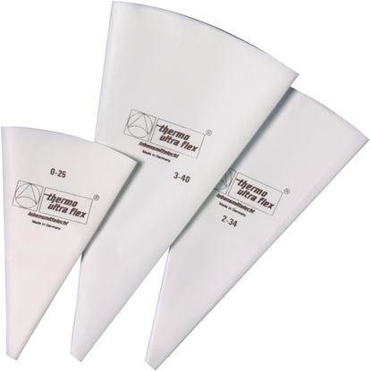 Picture of Nylon ultra flex pastry bag size 2 340mm white