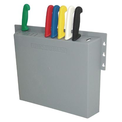 Picture of Plastic Knife Wall Rack