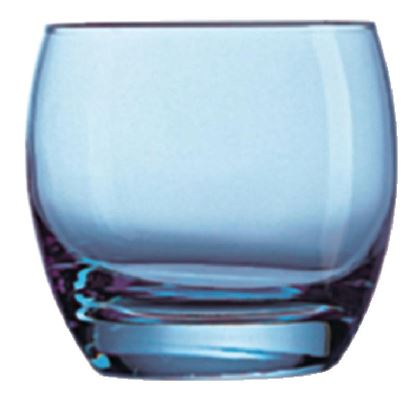 Picture of Arcoroc Salto Ice Blue Tumbler 320ml (24)