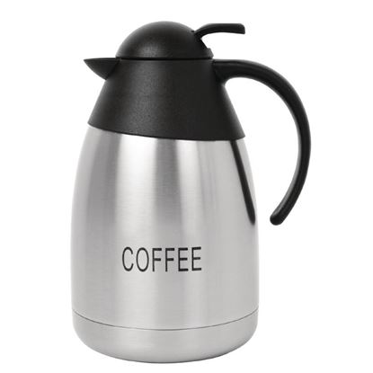 Picture of COFFEE 1.5L Vacuum Jug SS